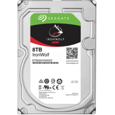 SEAGATE IRONWOLF 8 TB 7200RPM SATA3 256MB