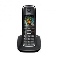 Gigaset C530 Dect Telefon Siyah