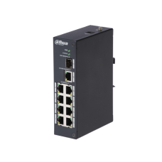 Dahua PFS3110-8T 8-Port Ethernet Switch (Yönetilmeyen)