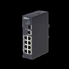 Dahua PFS3110-8T 8-Port Ethernet Switch (Yönetilmeyen)